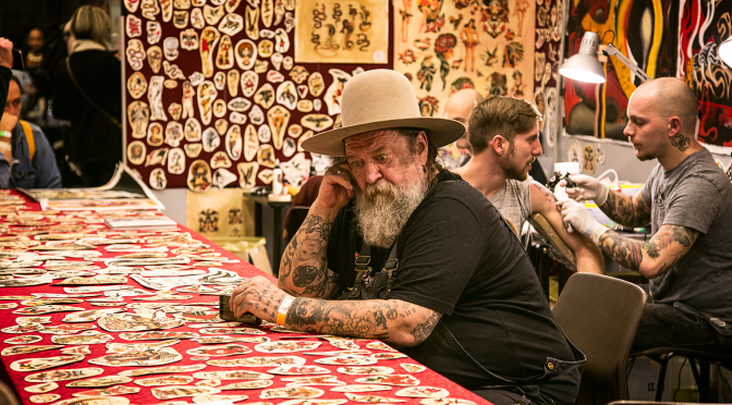 Florence Tattoo Convention 2016, qualche foto!